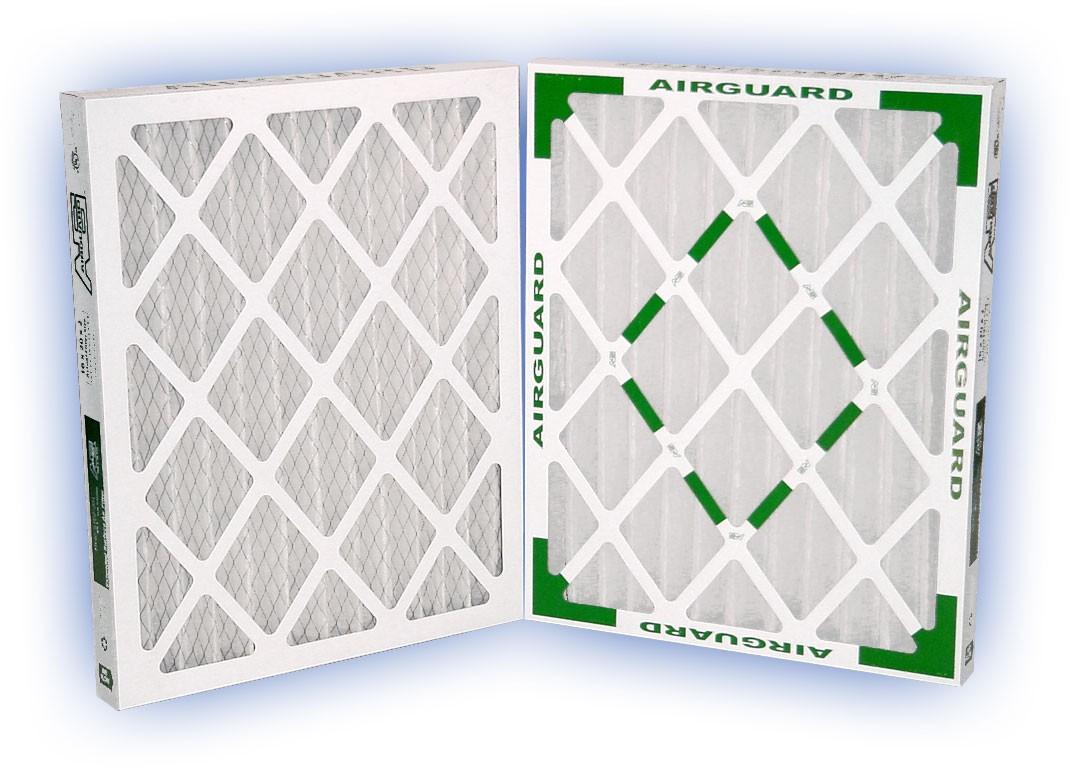 DustLok 3-ply Panel Filter MERV 9 4-Pack 16 x 25