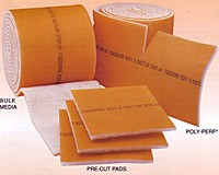 13-1/4 x 13-1/2 - Fiberbond Custom DustLok Pad Filter - MERV 9 4-Pack