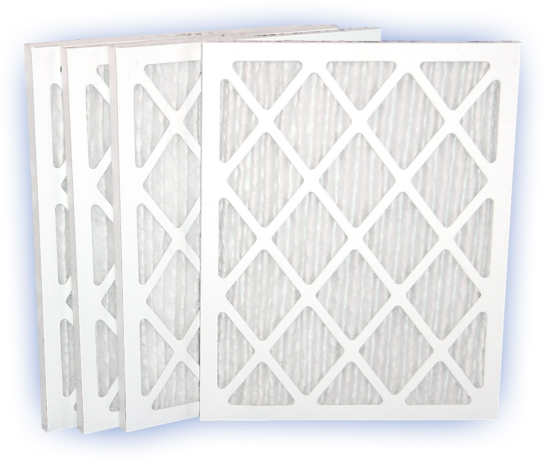 12 x 20 x 1 - DP Green 13 Pleated Panel Filter - MERV 13 (4-Pack)