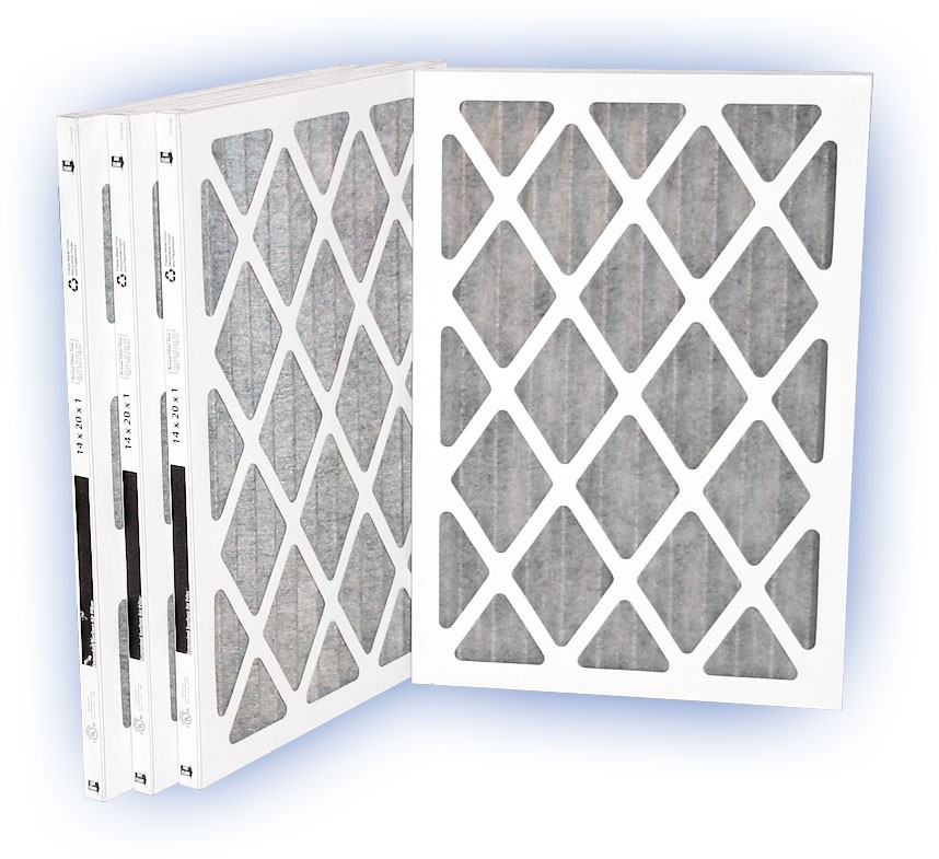 12 x 24 x 1 - Airguard Fresh Air Activated Carbon Filter - MERV 8 (4-Pack)
