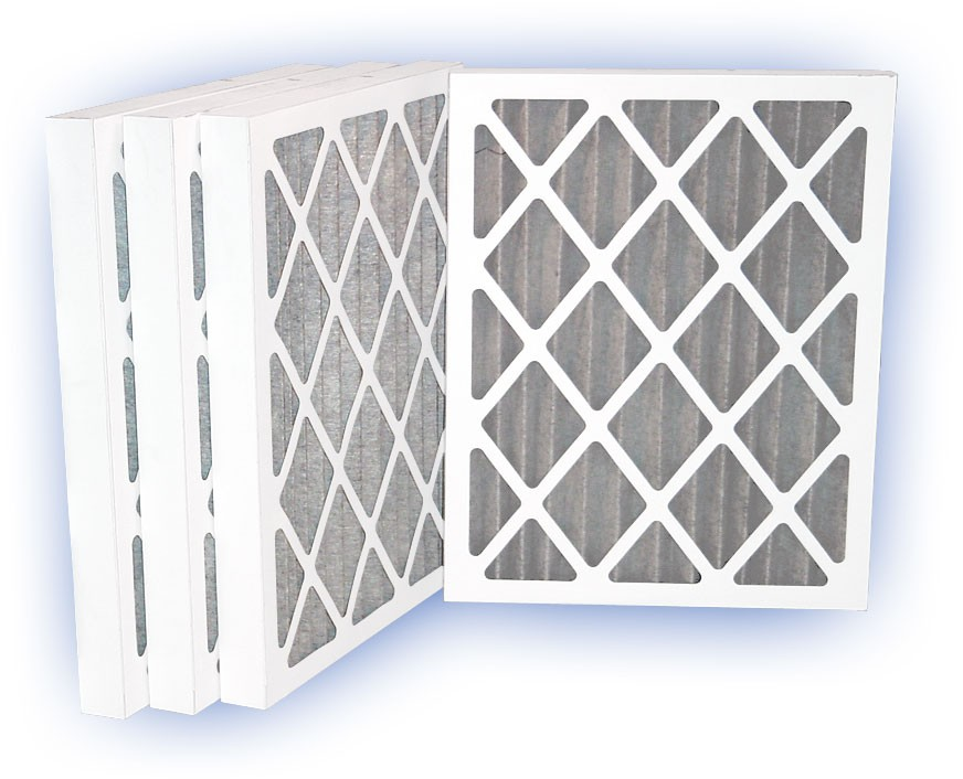 20 x 25 x 2 - Fresh Air Activated Carbon Filter - MERV 8 (4-Pack)