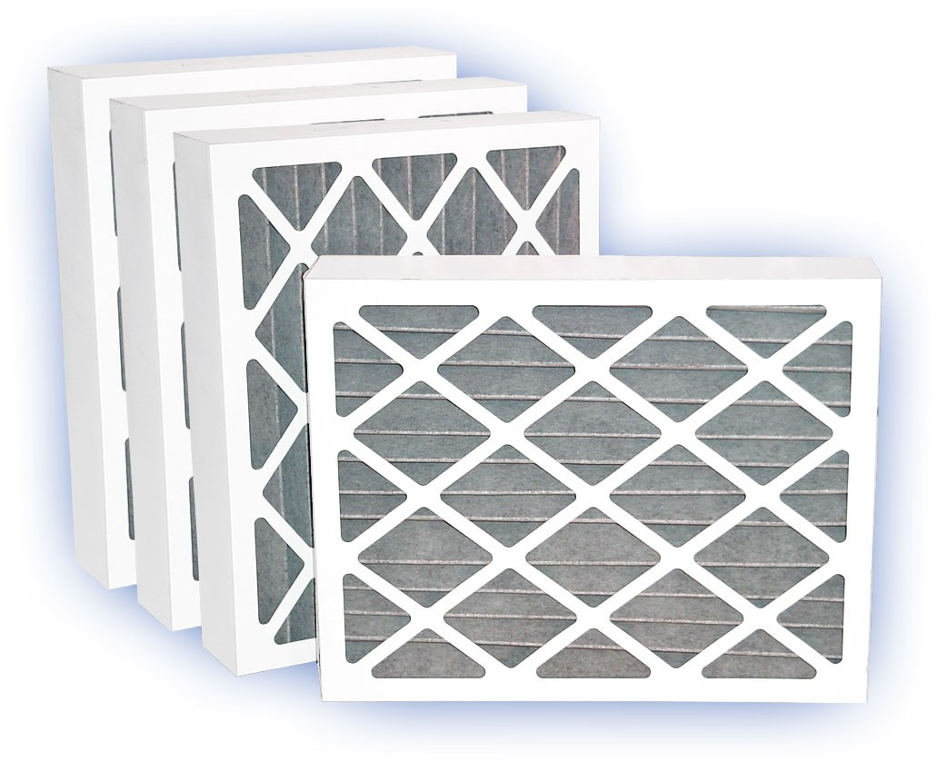 12 x 24 x 4 - Airguard Fresh Air Activated Carbon Filter - MERV 8 (6-Pack)