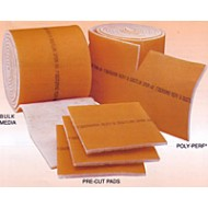 16 3/4 x 17-3/4 - Fiberbond Custom DustLok Pad Filter - MERV 9 4-Pack