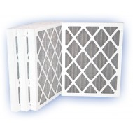 20 x 24 x 2 - Fresh Air Activated Carbon Filter - MERV 8 (6-Pack)