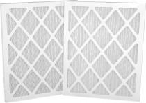 10 x 15 x 1 - DP Green 13 Pleated Panel Filter - MERV 13 4-Pack