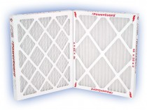 12 x 20 x 2 - Airguard PowerGuard Pleated Panel Filter - MERV 11 (4-Pack)