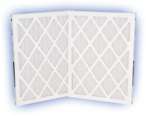 16 x 25 x 1 - DP MAX40 Pleated Panel Filter - MERV 8 (12-Pack)