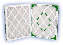 16 x 25 x 2 - DP MAX40 Pleated Panel Filter - MERV 8 (4-Pack)