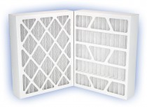 12 x 24 x 4 - PowerGuard Pleated Panel Filter - MERV 11 (6-Pack)