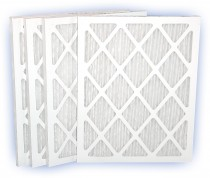 18 x 24 x 1 - Airguard DP Green 13 Pleated Panel Filter - MERV 13 (12-Pack)