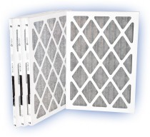 24 x 24 x 1 - Fresh Air Activated Carbon Filter - MERV 8 (12-Pack)