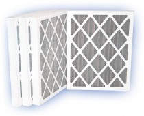20 x 20 x 2 - Airguard Fresh Air Activated Carbon Filter - MERV 8 (4-Pack)