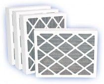 12 x 24 x 4 - Fresh Air Activated Carbon Filter - MERV 8 (2-Pack)