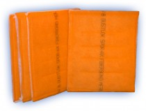12 x 20 - DustLok 3-ply Panel Filter - MERV 9