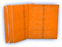 14 x 25 - DustLok 3-ply Panel Filter - MERV 9
