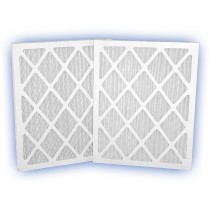 14 x 20 x 1 - Airguard DP Green 13 Pleated Panel Filter - MERV 13 (12-Pack)