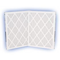 12 x 24 x 1 - DP MAX40 Pleated Panel Filter - MERV 8 (12-Pack)