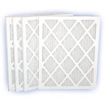 14 x 25 x 1 - Airguard DP Green 13 Pleated Panel Filter - MERV 13 (12-Pack)