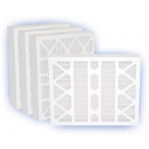 12 x 24 x 4 - Airguard DP Green 13 Pleated Panel Filter - MERV 13 (6-Pack)