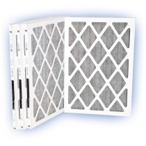 12 x 24 x 1 - Fresh Air Activated Carbon Filter - MERV 8 (4-Pack)